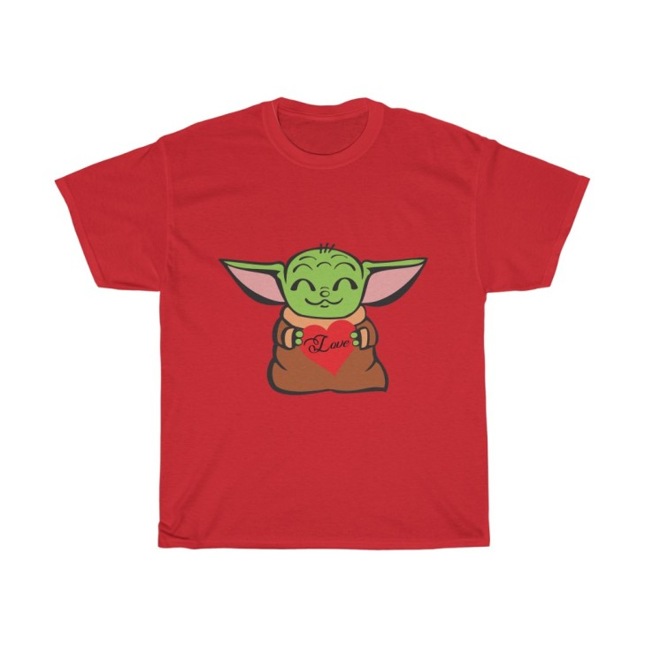 Baby Yoda Loves You!